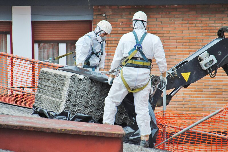 Asbestos Removal Contractors in Leeds West Yorkshire