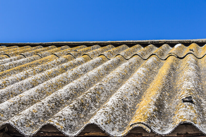 Asbestos Garage Roof Removal Costs Leeds West Yorkshire